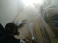 Обработка горячим туманом от клопов СЭС№1