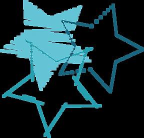 etoile transparente bleue.png