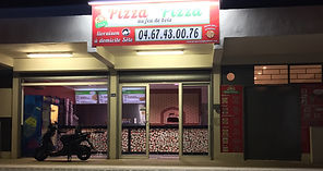 PIZZA PIZZA CHATEAU VERT SETE