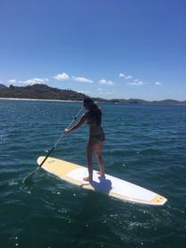 Flamingo Bay paddle