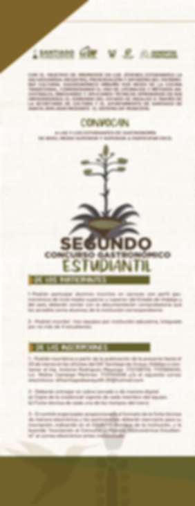 Concurso Gastronómico estudiantil 2019