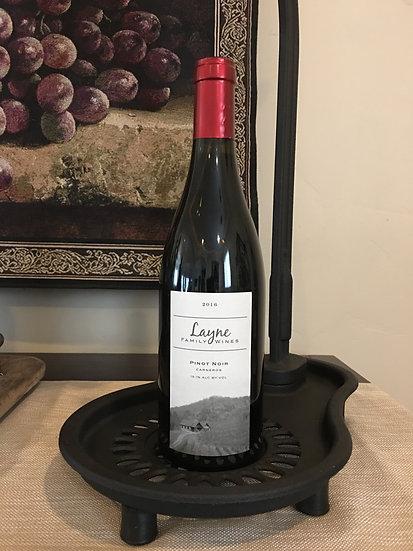 Layne Family Wines 2016 Pinot Noir