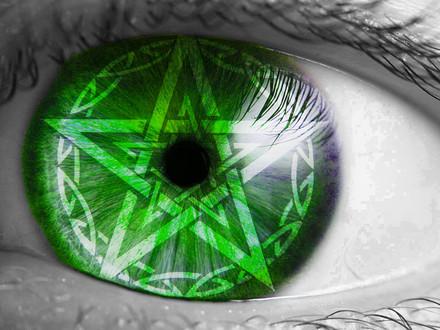 Pentagrama si nodul fara de sfarsit