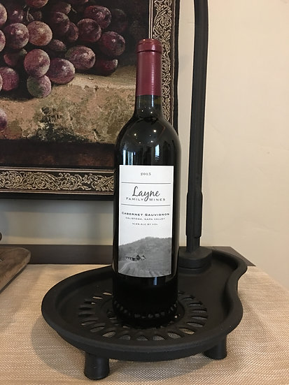Layne Family Wines 2015 Cabernet Sauvignon - Calistoga Napa Valley