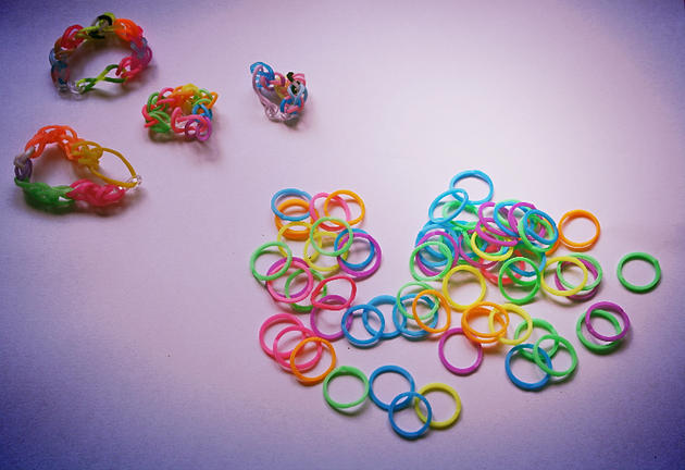 Say it with…..loom bands