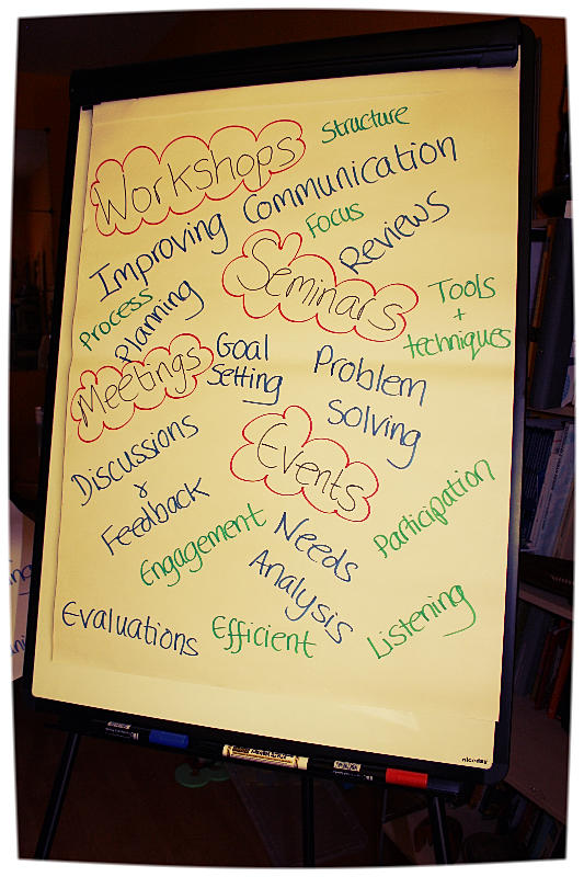 Facilitation – not a job that's in a nutshell