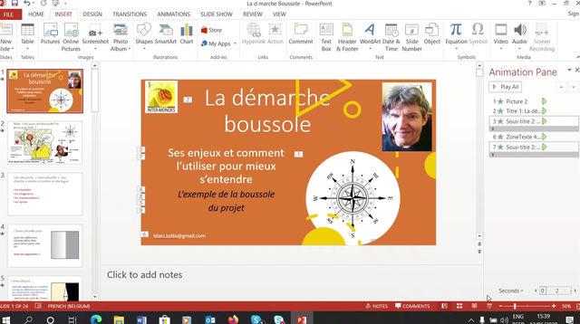 """La """"Démarche Boussole"""" : une approche pour faciliter l'interculturel"""