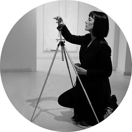 maureen bachaus working at Exit11.jpg