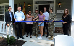 Fort Lee Opening Ceremony