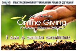 Online Giving II