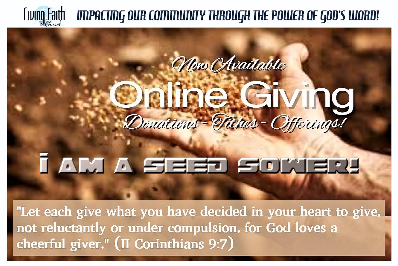 Online Giving III