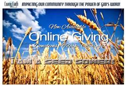 Online Giving I