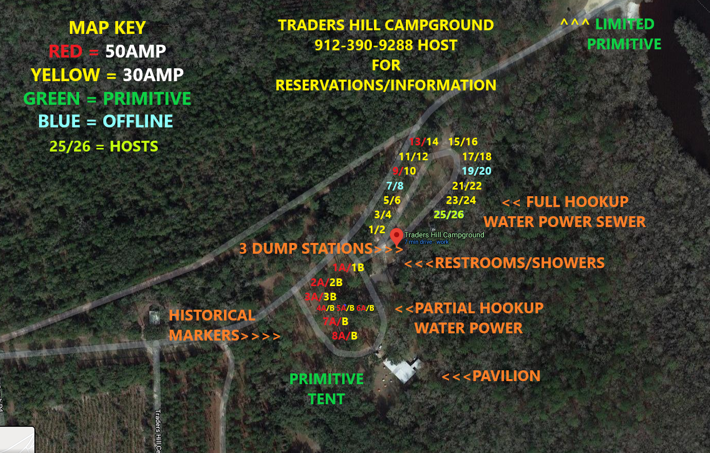 Traders Hill Campground
