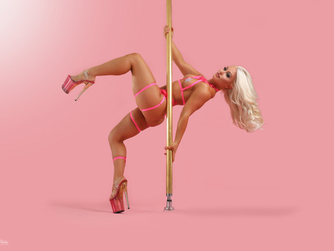 Being a Beginner at Pole Dance
