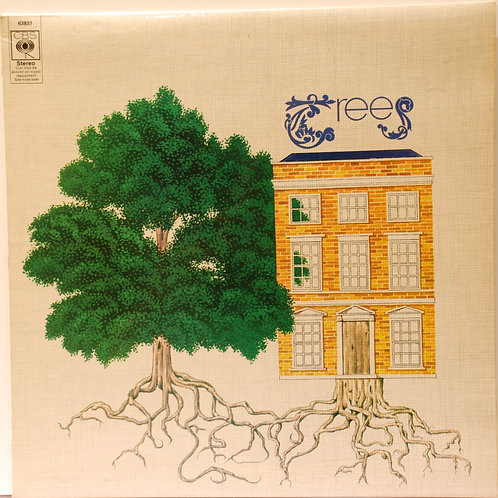 Trees The Garden Of Jane Delawney Vinylseconds