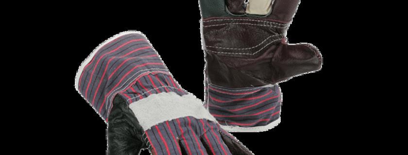 Fancy Leather Gloves GL01-014