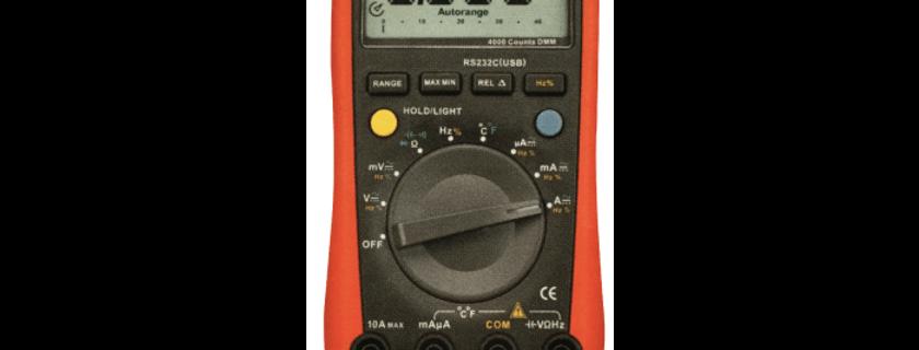Modern Digital Multimeters  UT61B