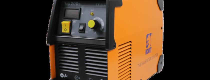 Inverter DC TIG Welding Machine KOVET – TIG200S