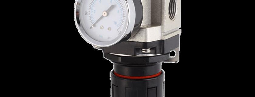 """Air Regulator - AR1000-5000 Series (AR5000-10)  (G 1"""")"""