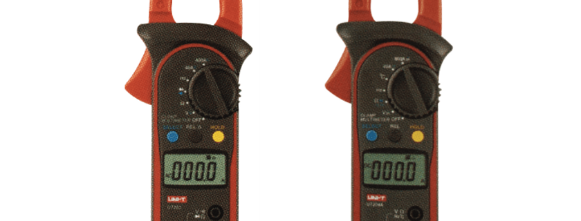 400-600A Digital Clamp Meters  UT203