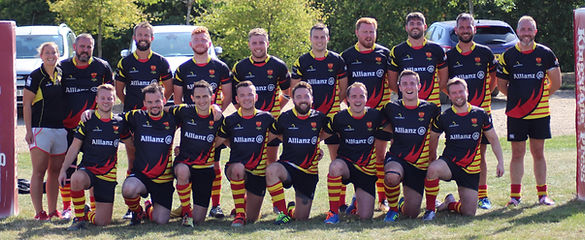Wessex Wyverns LGBTQ+ all inclusive rugby team Rugby IGR Southampton