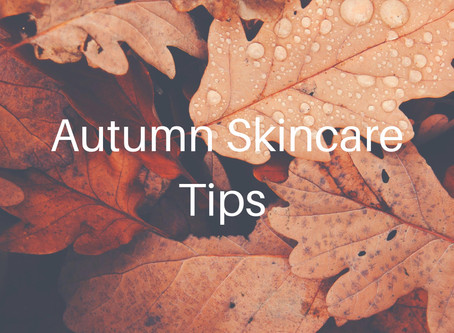 Get Your Skin Glowing This Autumn