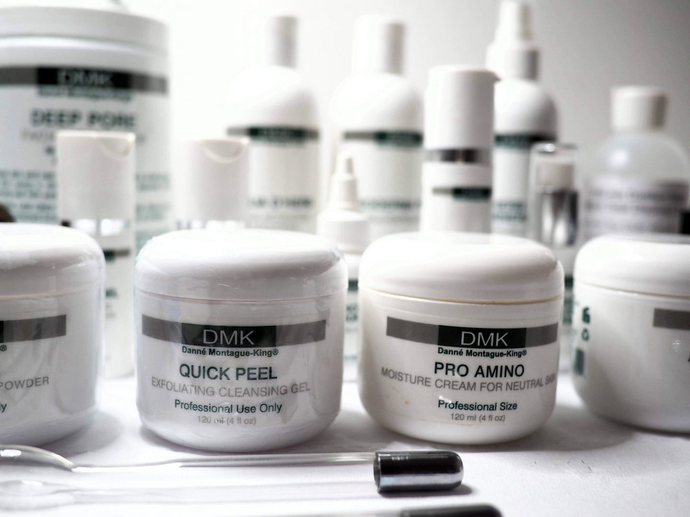 DMK Facial Products The Skin Studios Hove