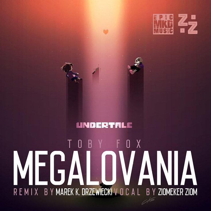 Marek K. Drzewiecki - Megalovania (feat. Ziomeker Ziom)