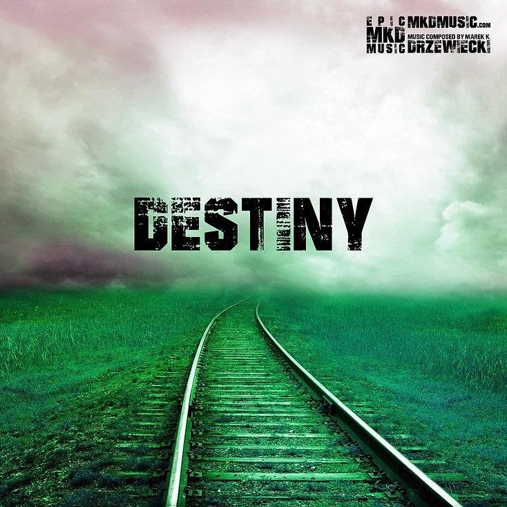 Marek K. Drzewiecki - Destiny