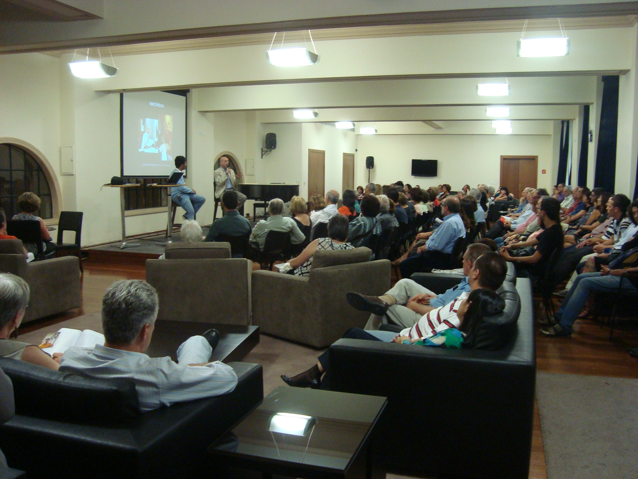 OSESP 2012 - FALANDO DE MUSICA