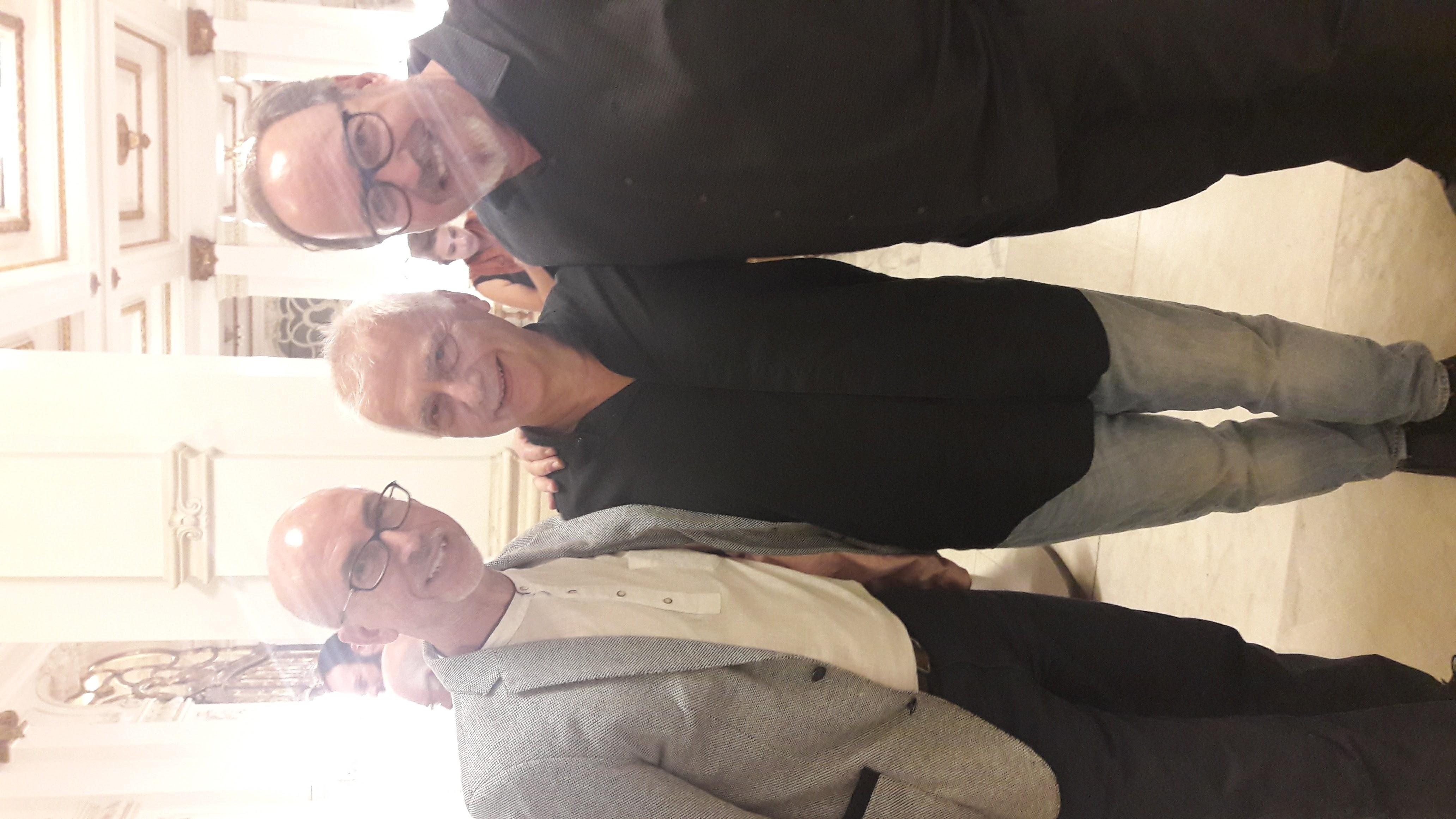 Jean Louis Steuerman e Cleber Papa 04-03-17