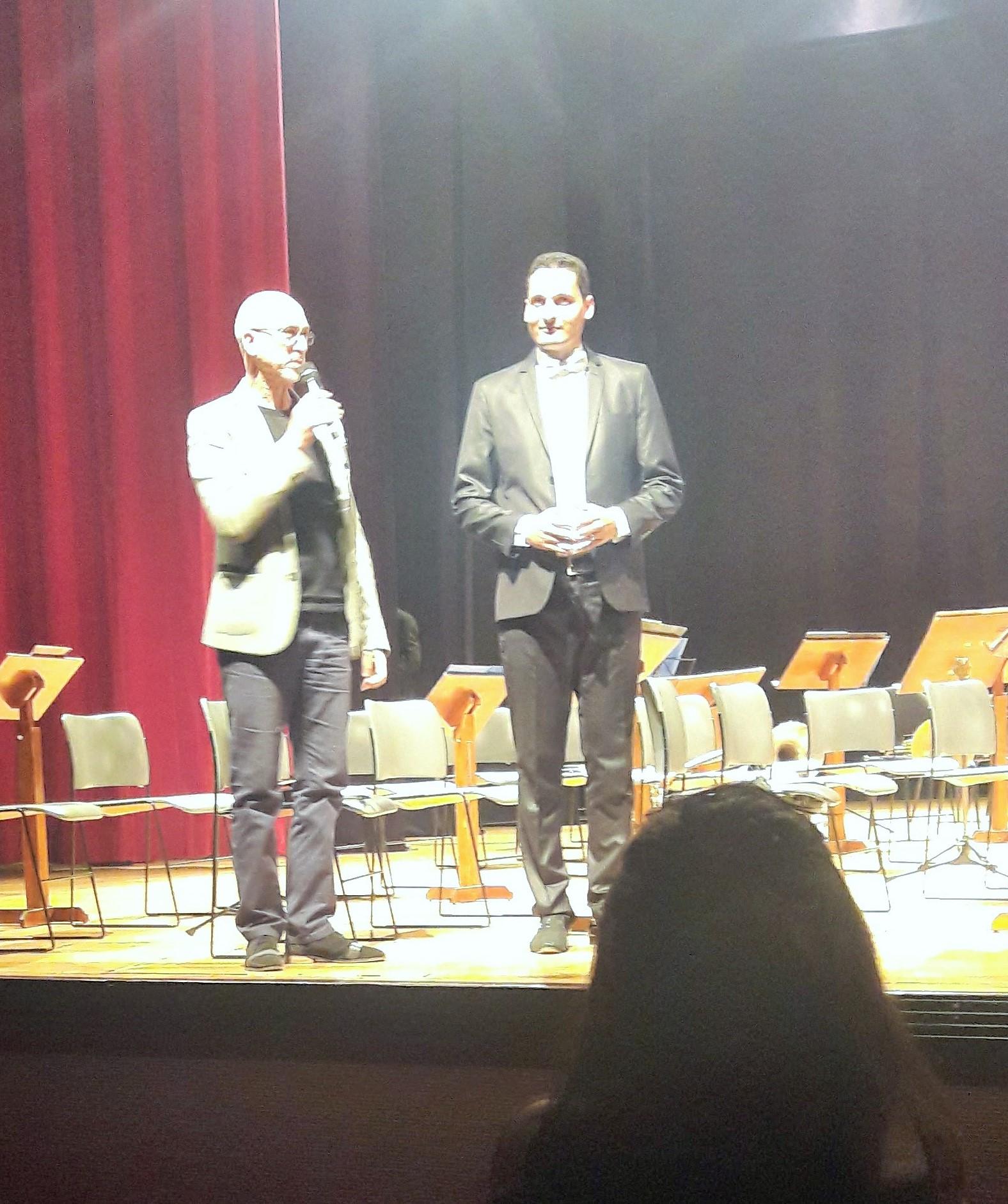 Marco Padilha fala ao público