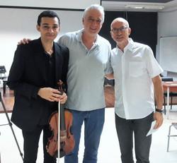 Recital Viola Unicamp