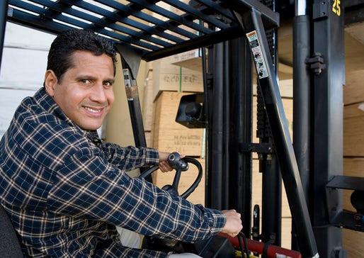 Free OSHA 10 & Forklift Certificate Training