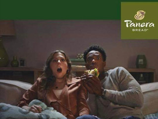 Booked a Panera Bread Commercial!