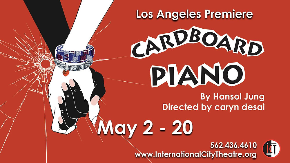 Cardboard Piano @ ICT