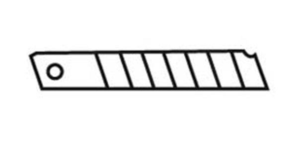 סט להבים לסכין | 10 יחידות