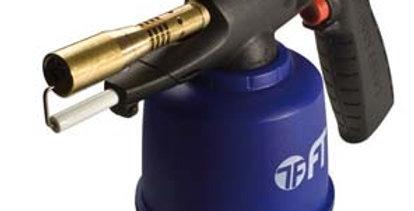 מבער גז עם הצתה אלקטרונית