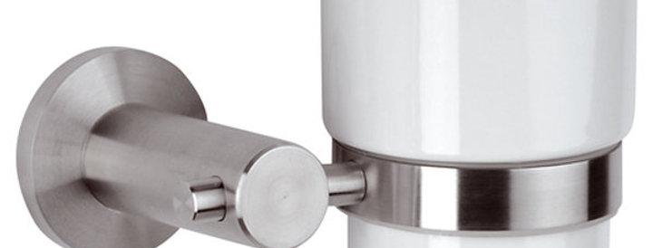 מתקן תלוי למברשת שיניים | סדרת מינימל אינוקס