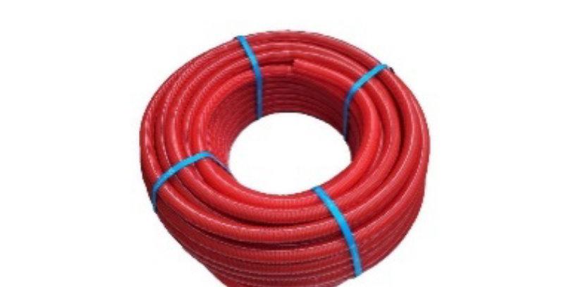 צינור פקס 16 אדום- חבילה