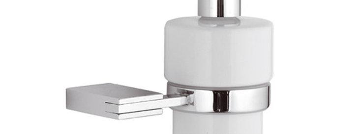 מתקן לשמפו או סבון | סדרת פלאט