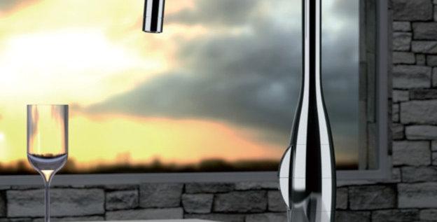 ברז מגע מעוצב למטבח | Remer BKT72 2