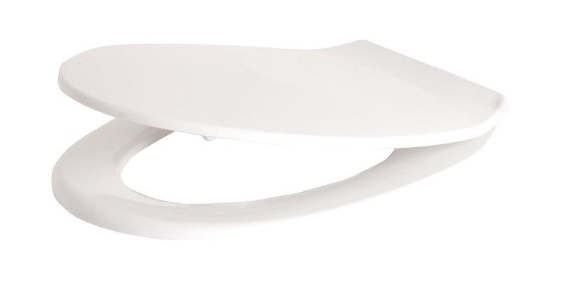 מושב אסלה עם צירי נירוסטה