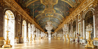 Photo intérieur château.