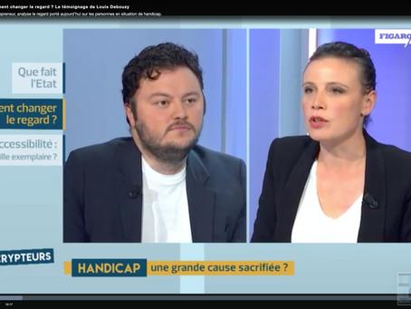 Louis Debouzy dans Le Figaro Live