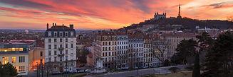 Photo représentant une ville : Lyon.