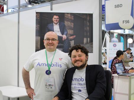 Amabilis au Salon Autonomic Paris 2018 (3)