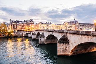 Photo de la ville de Paris.