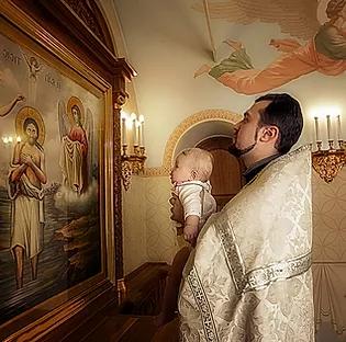 Таинство Крещения: взгляд изнутри