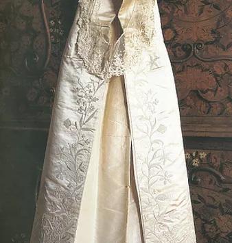 Платье длиной в историю